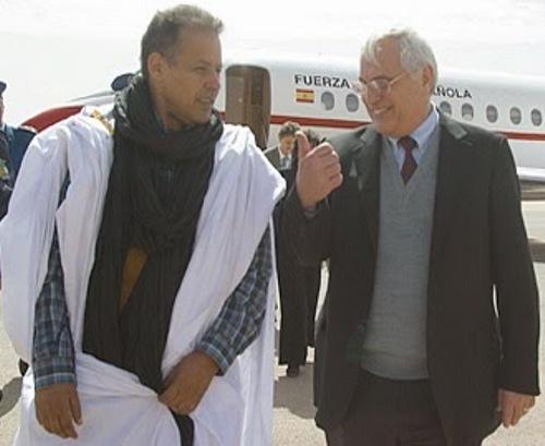 أمحـمد خـداد يصف زيارة روس بكونها تحضير لجولة من المفاوضات